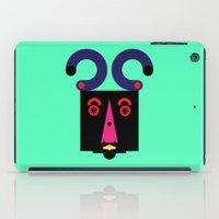 lsd iPad Cases featuring LSD: Dream Emulator Character B10 by G.D.D.E