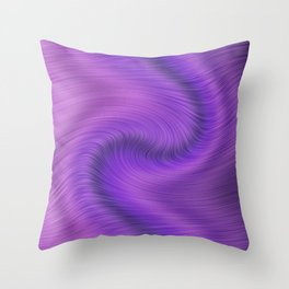 Purple daze 18 Throw Pillow