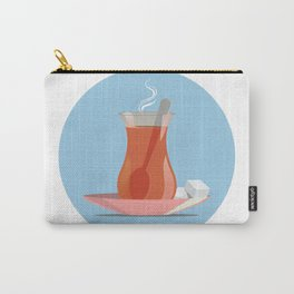 Turkish Tea Carry-All Pouch