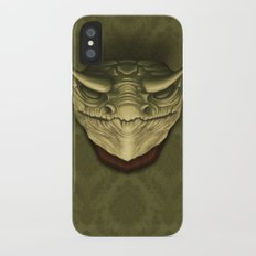 Dragon Head iPhone X Slim Case