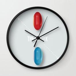 The Matrix - Alternative Movie Poster Wall Clock