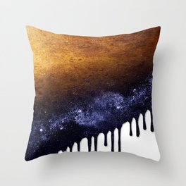 Universal Paint Throw Pillow