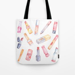 Color Of Your Lips - Makeup Tote Bag
