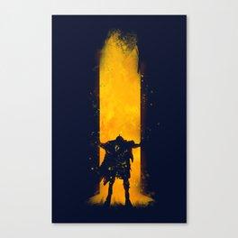 Open the Door Canvas Print