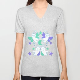 Night fairy!sups Unisex V-Neck