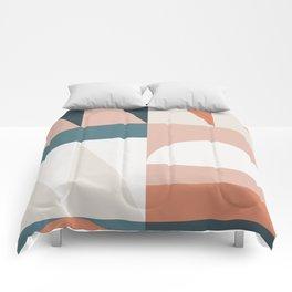 Cirque 05 Abstract Geometric Comforters