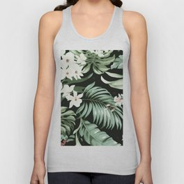 Jungle blush Unisex Tank Top