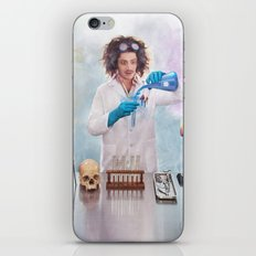 Mad Science iPhone Skin