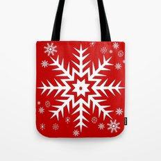 Snowflake Season! Tote Bag