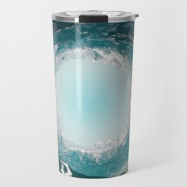 Throat of the World Travel Mug