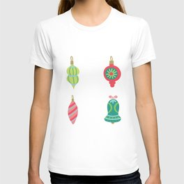 Bauble time T-shirt