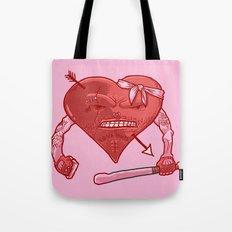 Tough Love Tote Bag