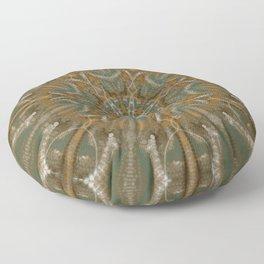 Mandala - Autumn's Haze Floor Pillow