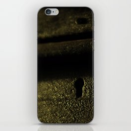 Keeping Secrets iPhone Skin
