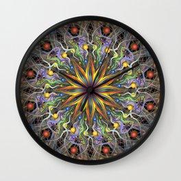 Reverse Cosmosis Wall Clock