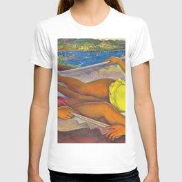 12,000pixel-500dpi - hammock - Diego Rivera T-shirt