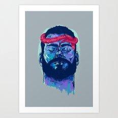 Sinner  Art Print