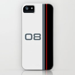 308 Racing Cup Livery iPhone Case
