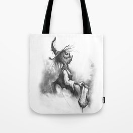 The Wannabe Witch Tote Bag