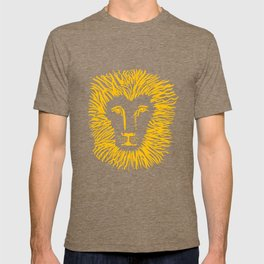 Heart of a Lion T-shirt