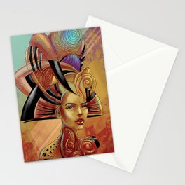 Pharao of Love Stationery Cards