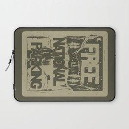 PRKNG Laptop Sleeve