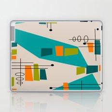 Mid-Century Modern Abstract Laptop & iPad Skin