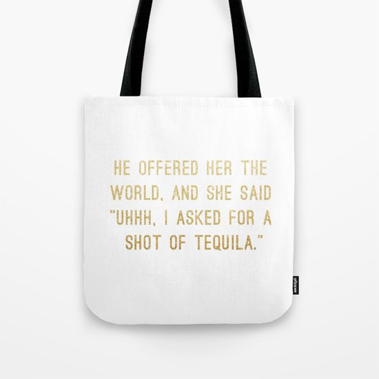Shot of Tequila by randomactsofcotton