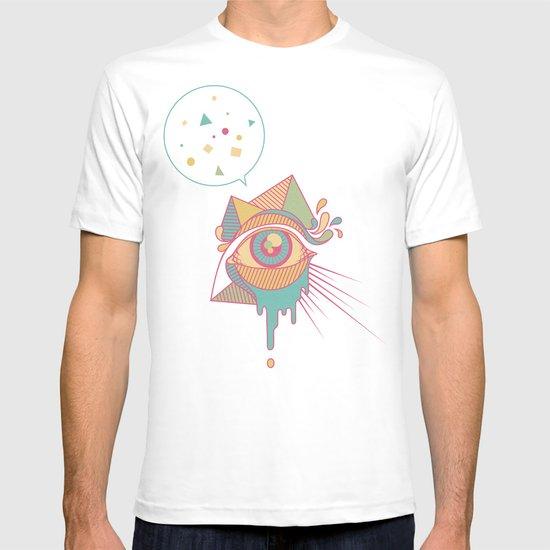 EYE SPEAK T-shirt