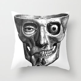 The Ace of Cups Throw Pillow