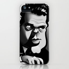 Citizen Welles iPhone Case