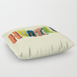 Hustle Floor Pillow