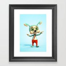 Tippolo Framed Art Print