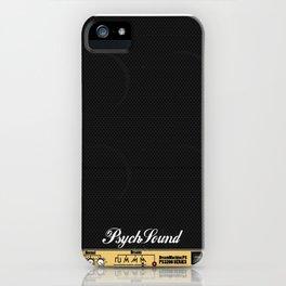 PsychSound iPhone Case