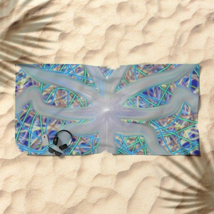 The Spectrum Beach Towel