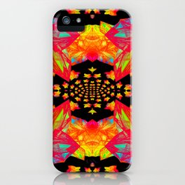 Colorandblack series 840 iPhone Case