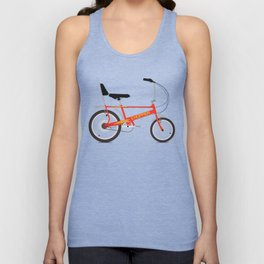 Chopper Bike Unisex Tank Top