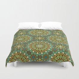 Alhambra Double Star Pattern Duvet Cover