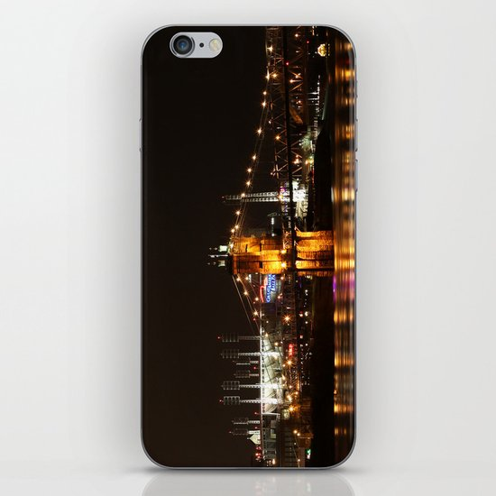 Cincinnati Roebling Bridge iPhone & iPod Skin
