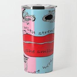 The Proverbs 31 Woman Travel Mug