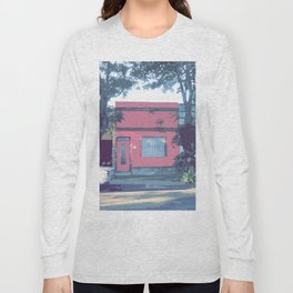 Buenos Aires Streetscape Long Sleeve T-shirt