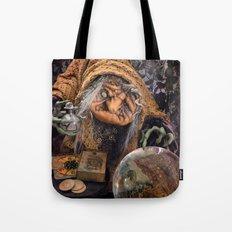 Rucus Studio Gypsy Hag Tote Bag