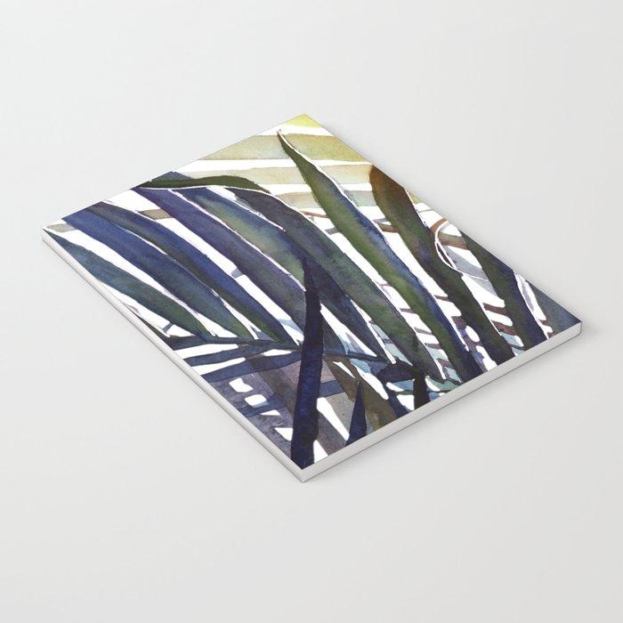 Arecaceae - household jungle #3 Notebook