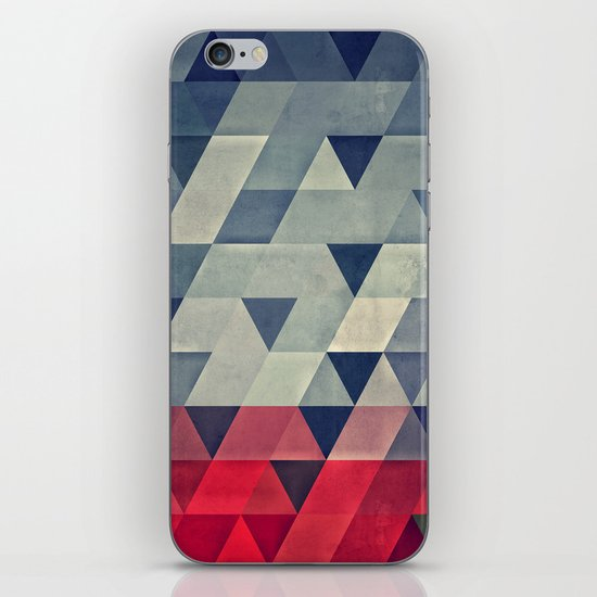 wytchy iPhone & iPod Skin