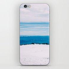 Rainier Summit iPhone & iPod Skin