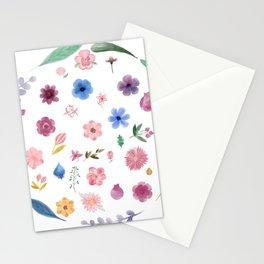 Centro de flores Stationery Cards