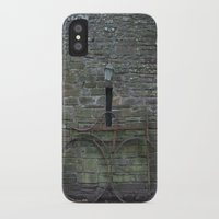 history iPhone & iPod Cases featuring History by Melia Metikos