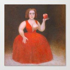 Apples. Canvas Print