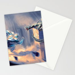 Pacific Rim - Concept Art Stationery Cards