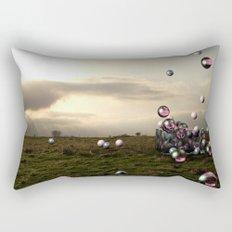 The North 2 Rectangular Pillow